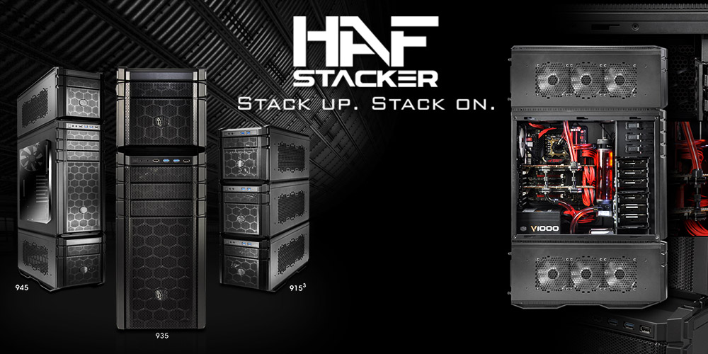 HAF Stacker 935 Review