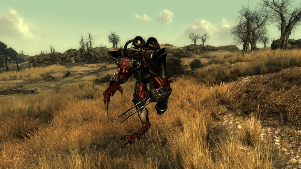 Fallout 3 Creatures
