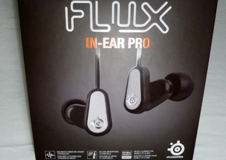 Steelseries flux in ear pros