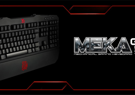 Thermaltake Meka G-Unit-keyboard