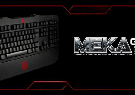 Thermaltake Meka G-Unit-keyboard