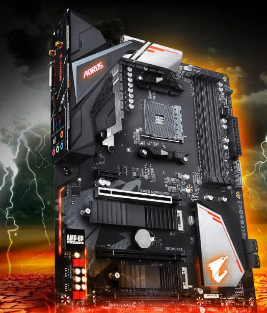 New AMD AM4 B450 Motherboards Released by Asus MSI and