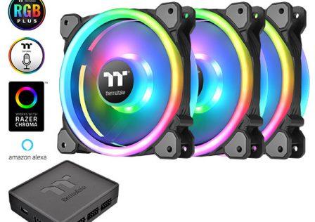 Thermaltake Riing Trio RGB Fan