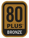 80+ Bronze