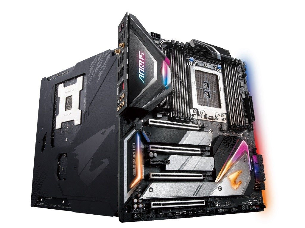 Aorus X399 Extreme Motherboard