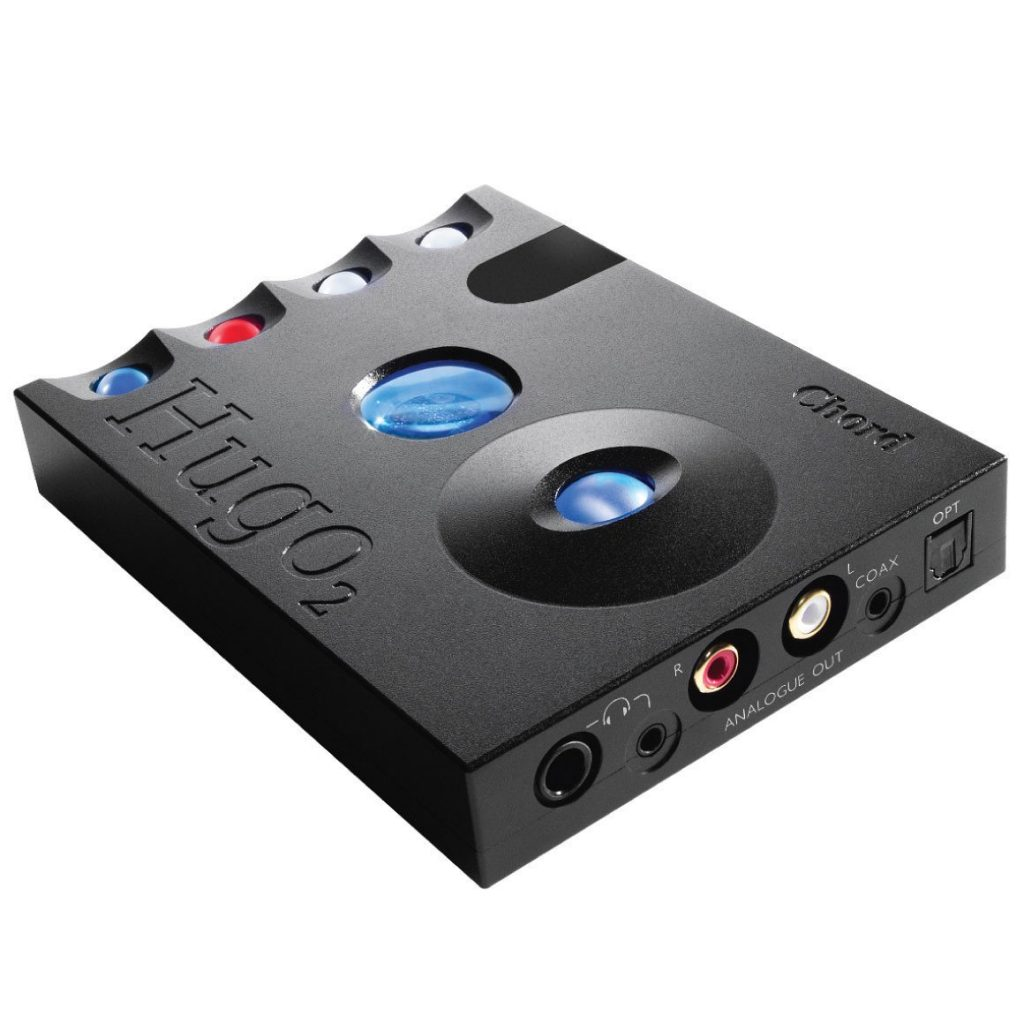 Chord Hugo 2 Digital to Analog Converter/Headphone Amplifier
