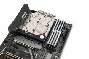 EK Monoblock for the ASROCK Fatal1ty X470 Gaming K4 motherboards