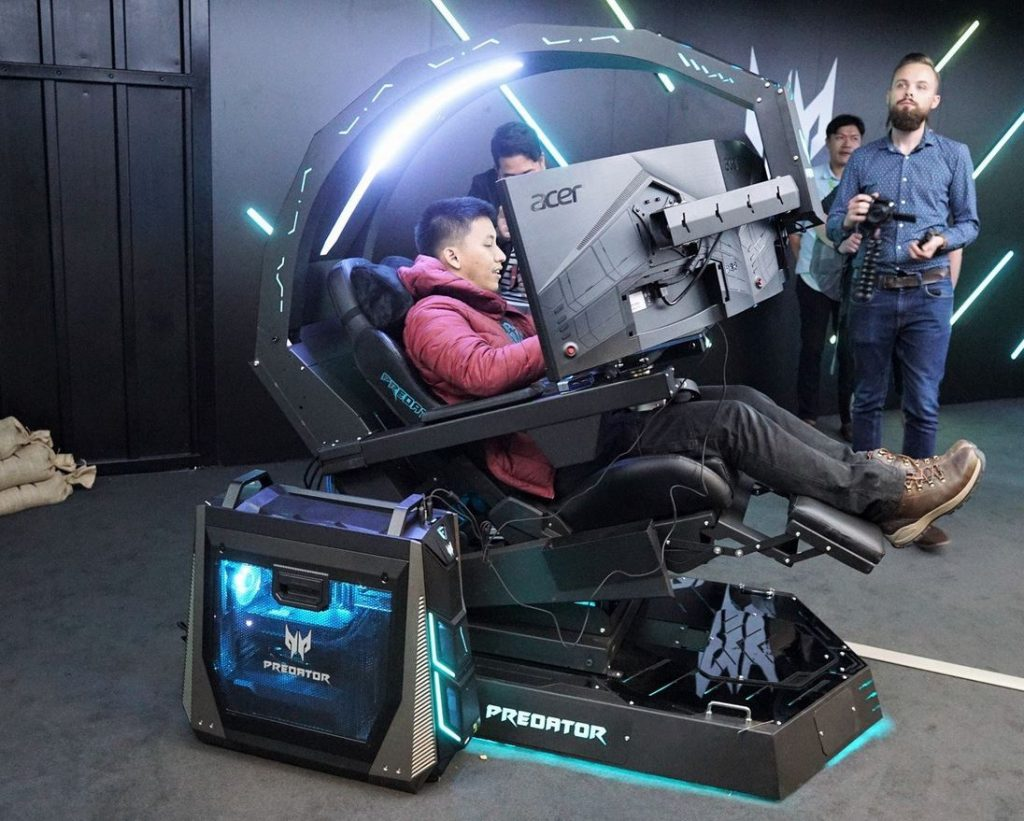 Acer Predator Thornos Gaming Chair