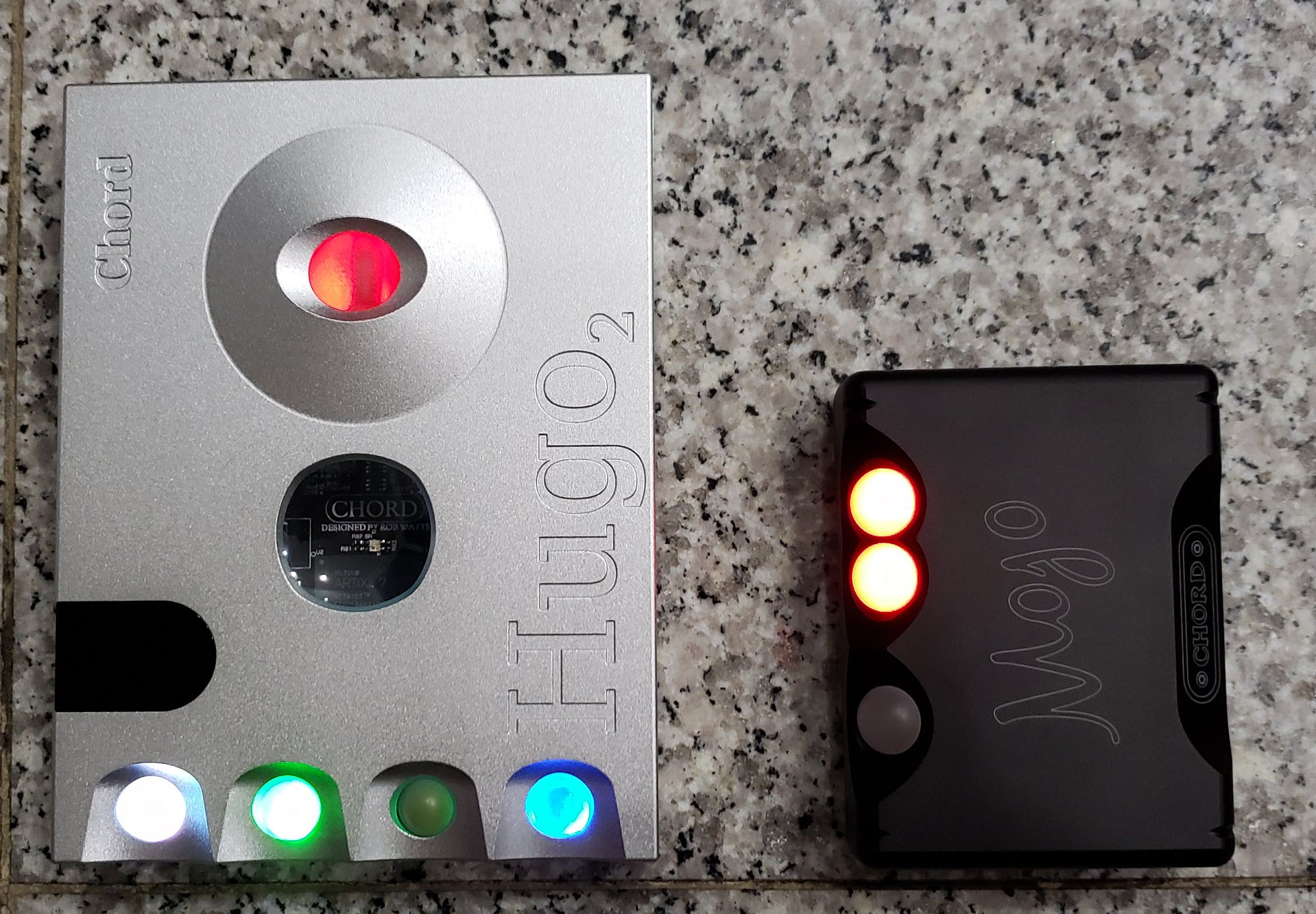 Chord Hugo 2 Digital to Analog Converter/Headphone Amplifier
