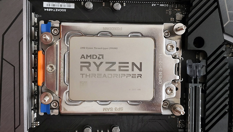 Ryzen Threadripper 2990WX Benchmarks