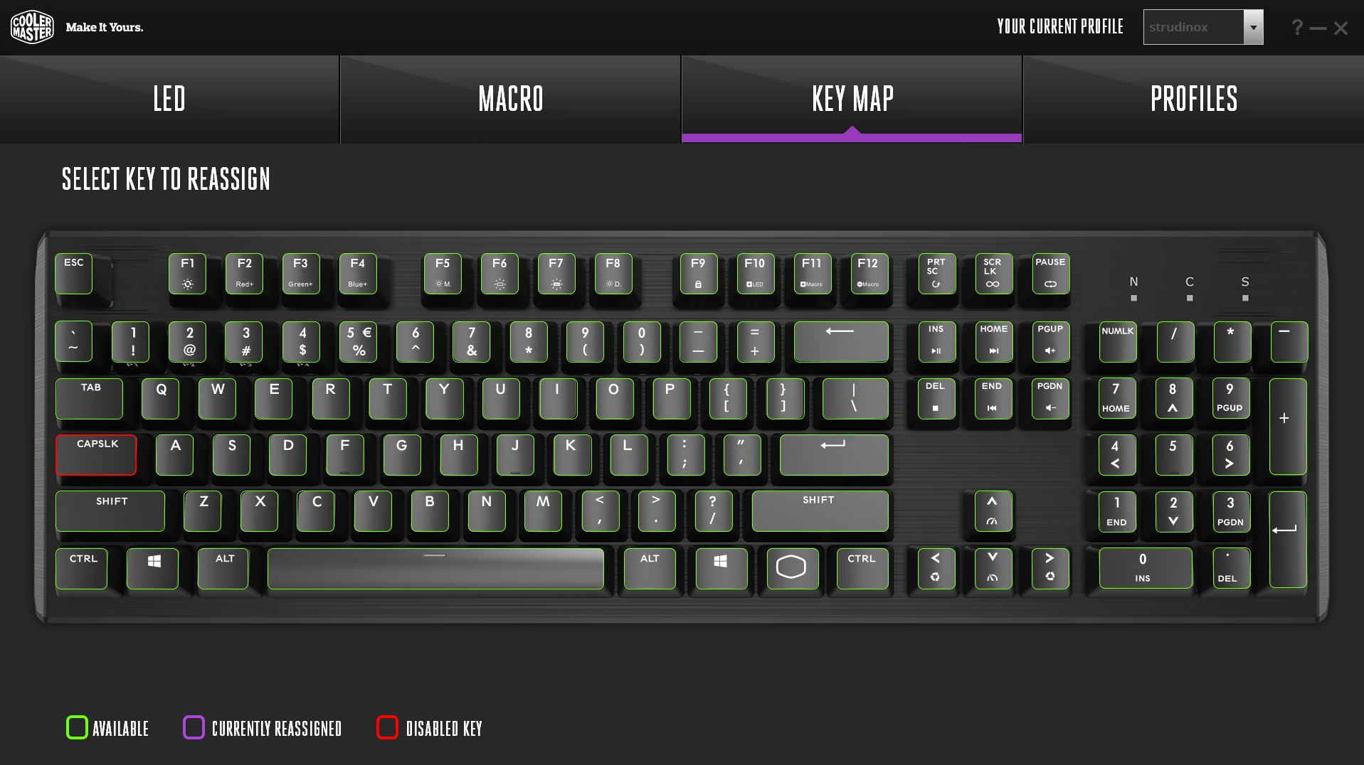Cooler Master CK550 Mechanical Gaming Keyboard Review – GND-Tech