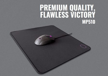 Cooler Master MP510 Gaming Mouse Pad Feature