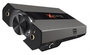 Creative Sound BlasterX G6 Front Angle