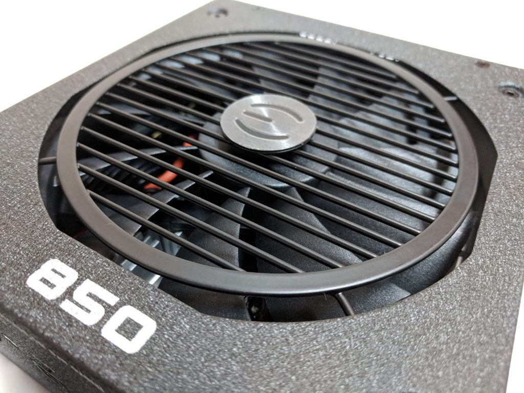 EVGA 850 BQ Power Supply Fan