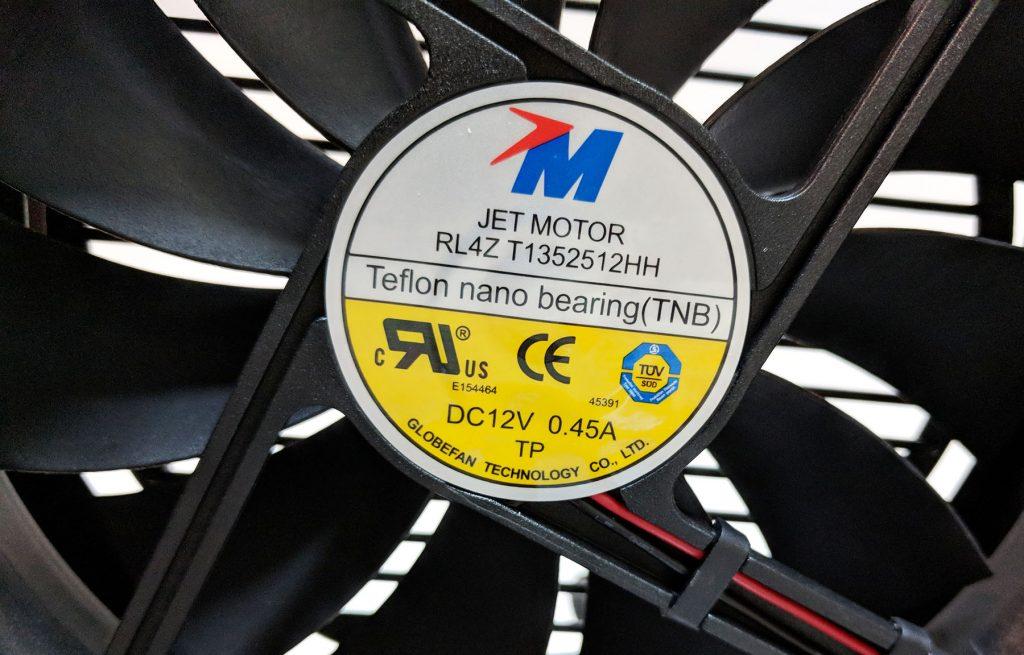Jet Motor RL4Z T1352512HH