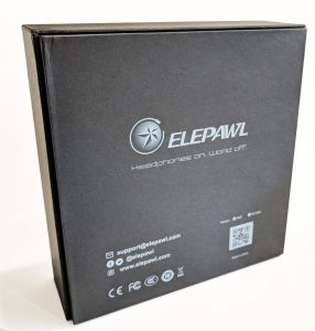 Elepal EP6 Wireless Bluetooth Headphones Box Front