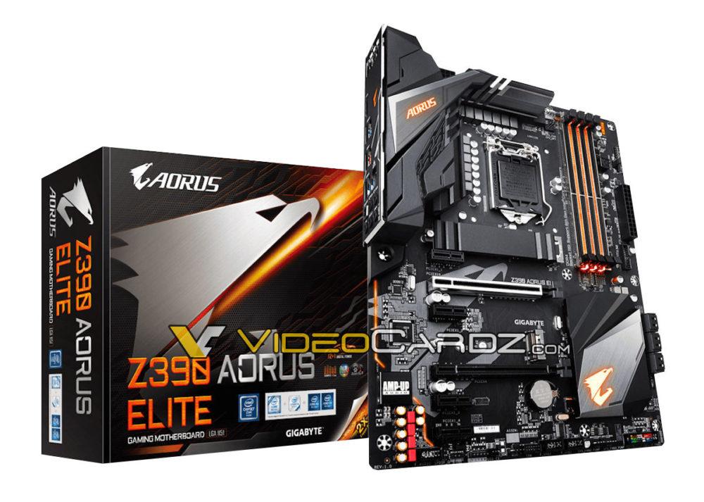 AORUS Z390 Elite Motherboard