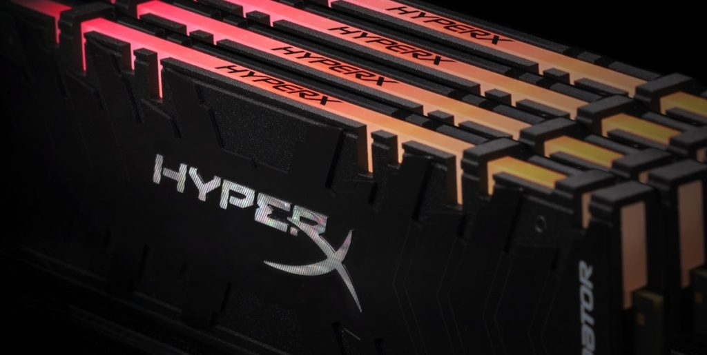 Kingston Hyper-X DDR4 Fury 4GHz