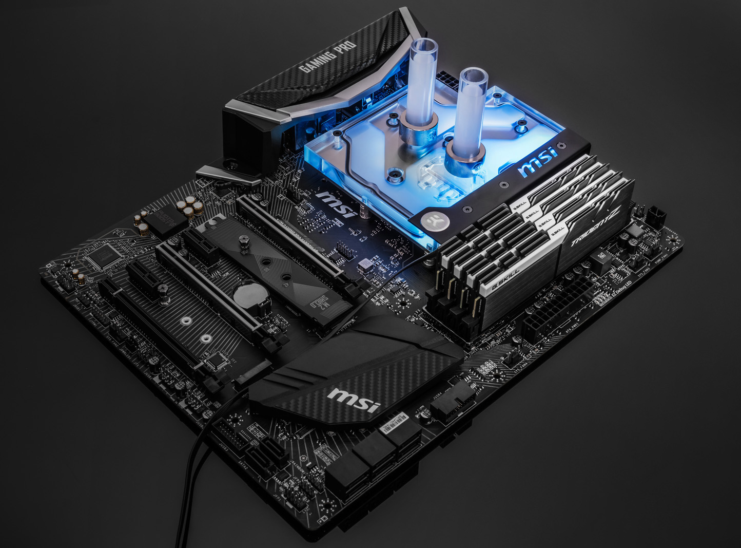 EK Releases New Monoblock for AM4 MSI & ASRock Motherboards