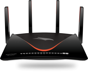 Netgear Nighthawk XR700 Gaming Router Front