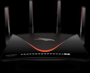 Netgear Nighthawk XR700 Gaming Router Front