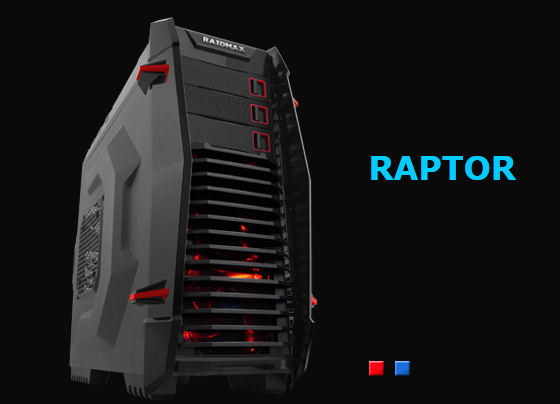 Raidmax Raptor case