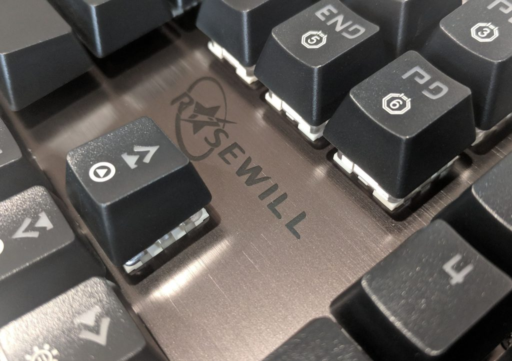 Rosewill NEON K75 RGB Mechanical Keyboard Logo