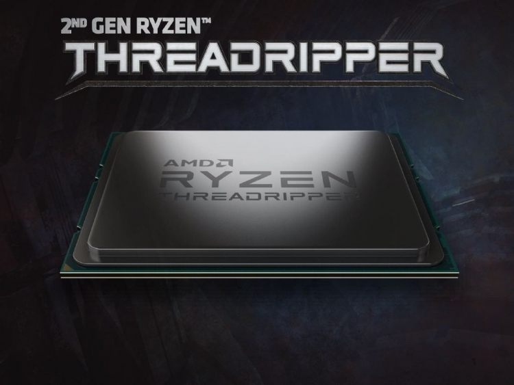 AMD Ryzen Threadripper 2000 series
