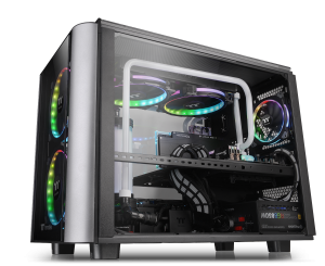 Thermaltake Level 20 XT Case Front Angle
