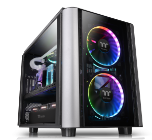 Thermaltake Level 20 VT Case Front Angle