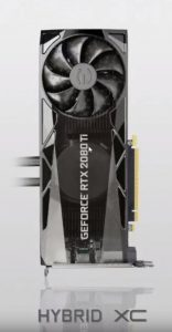 EVGA Hybrid XC RTX 2080 GPU