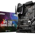 MSI MGP Z390 GAMING EDGE Motherboard