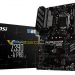 MSI Z390 PRO Gaming Motherboard