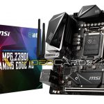 MSI Z390I Gaming Edge Motherboard