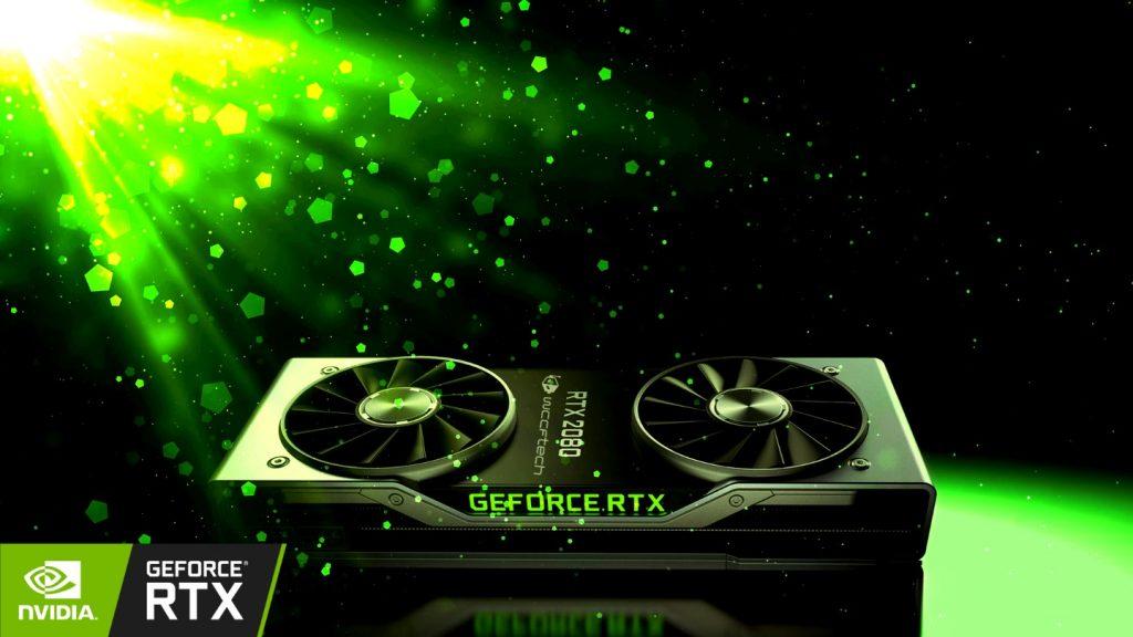 NVIDIA GeForce RTX SDK