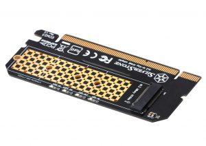SilverStone ECM23 PCIE Card Inside