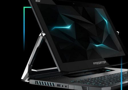 Acer Predator Triton 900 Convertable Gaming Laptop