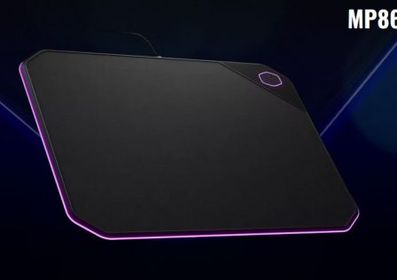 Cooler Master MASTERACCESSORY MP860 Gaming Mouse Pad Review