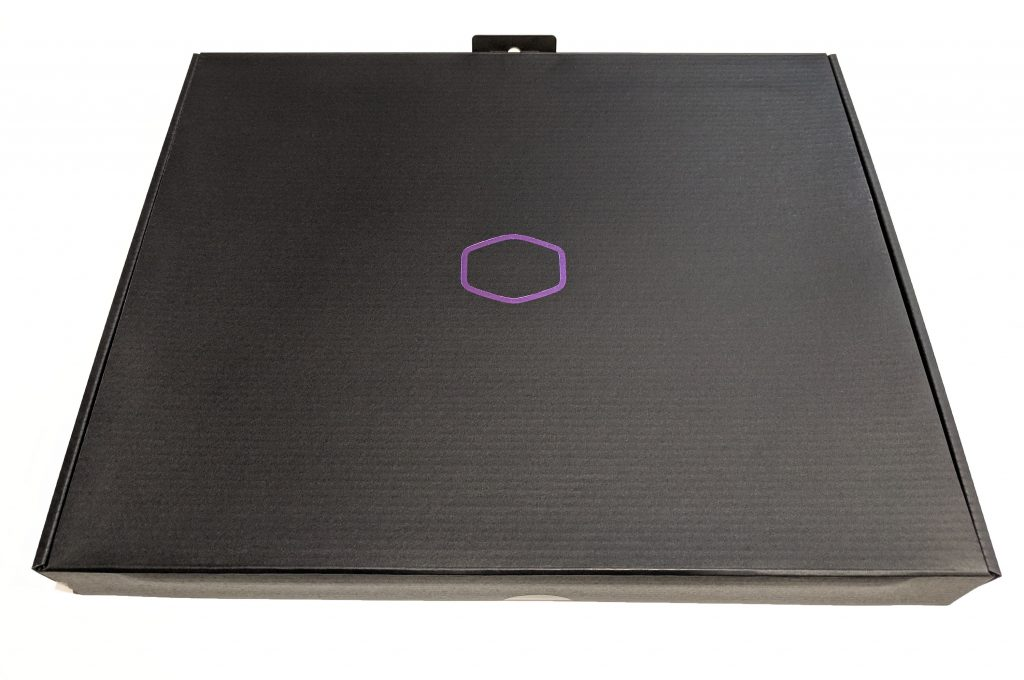 Cooler Master MP860 RGB LED Mouse Pad Inner Box