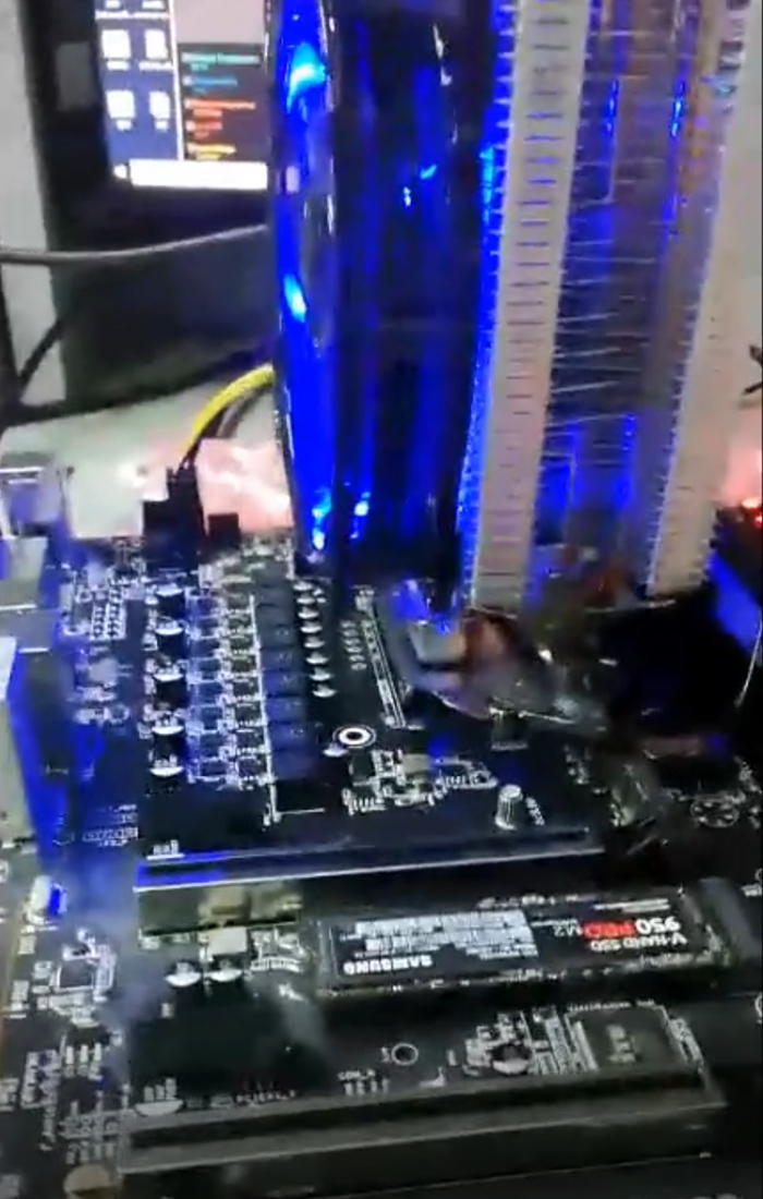 Intel Core i7-9700K Found Overclocked to 5 3GHz on Air – GND-Tech