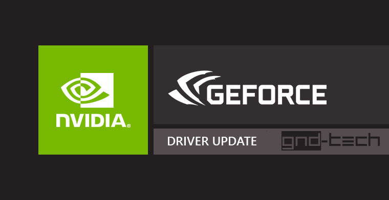 Nvidia Driver Update - GND-Tech