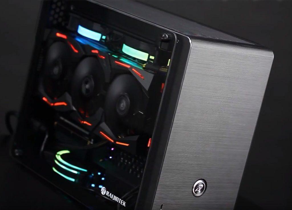 Raijintek Ophion Evo Gaming Computer Case