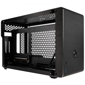 Raijintek Ophion Evo Gaming Computer Case Side