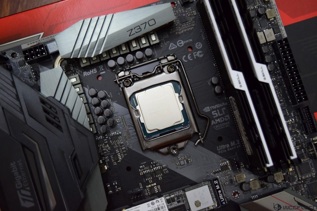 Z390 vs Z370 Motherboard Chipset