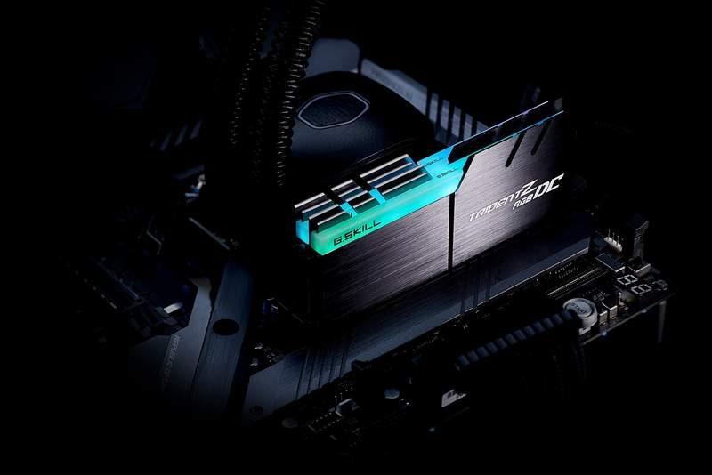 128GB DDR4 RAM on Intel 9th Gen processors