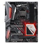 ASRock Z390 Phantom Gaming Motherboard Front