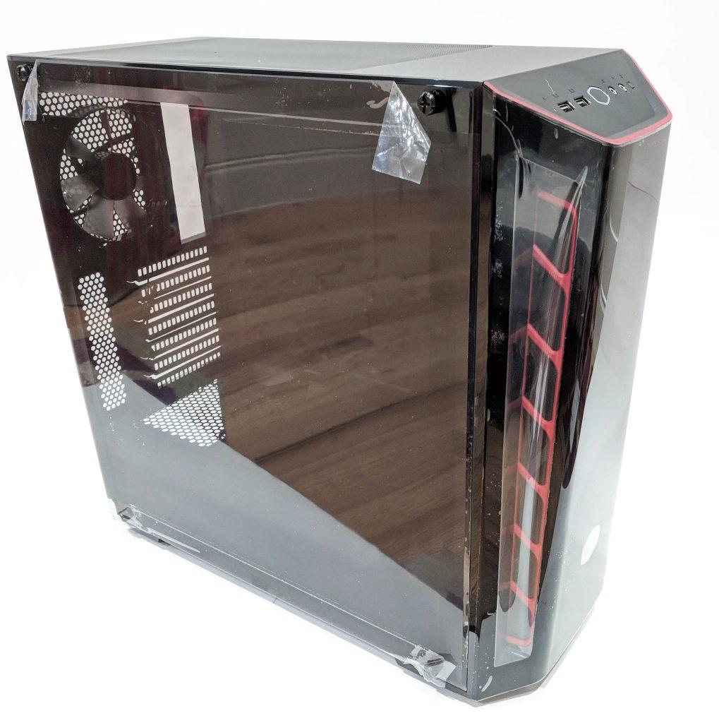 Cooler Master MasterBox MB520 Packaging Material