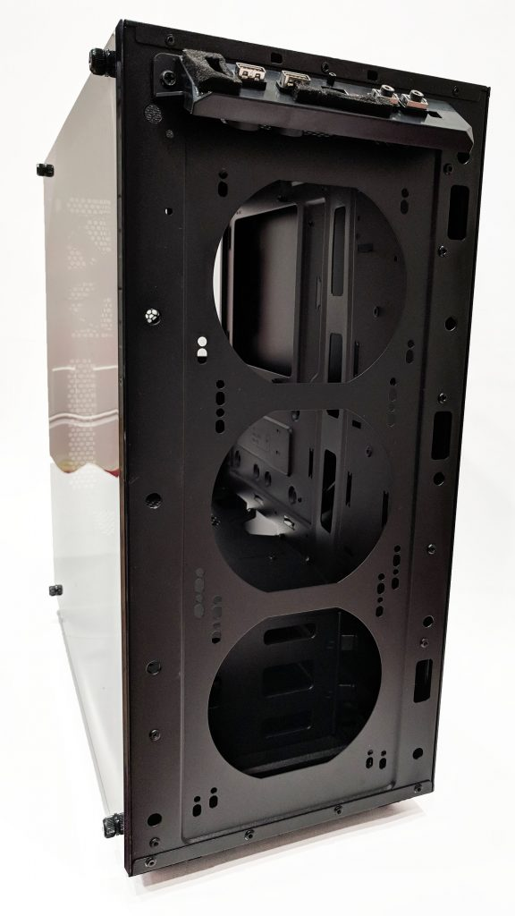 Cooler Master MasterBox MB520 Front Cover Removed