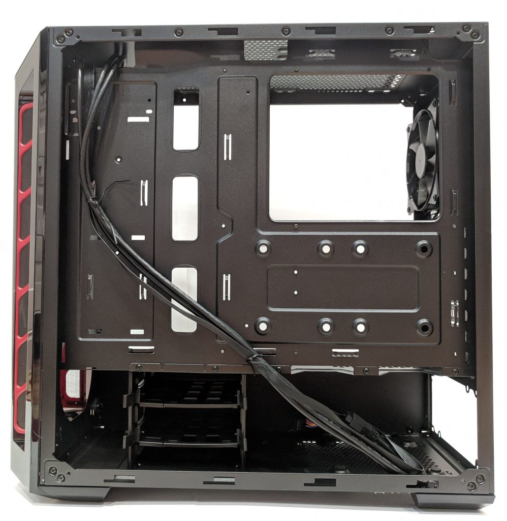 Cooler Master MasterBox MB520 Inside Right