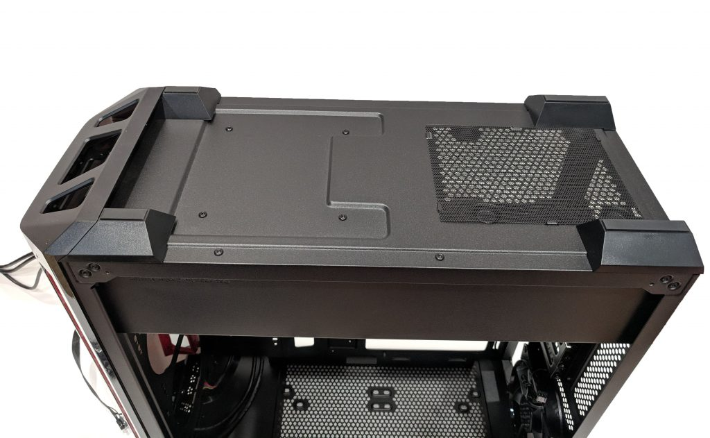 Cooler Master MasterBox MB520 Bottom
